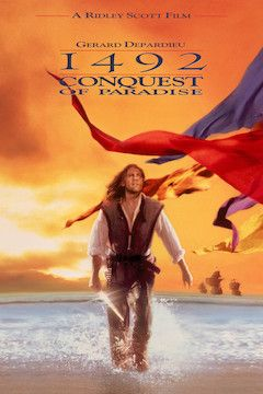 Poster for the movie 1492: Conquest of Paradise