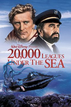 20,000 Leagues Under the Sea movie poster.