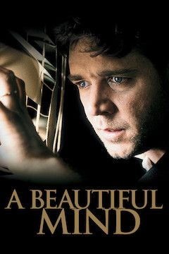 Poster for the movie A Beautiful Mind
