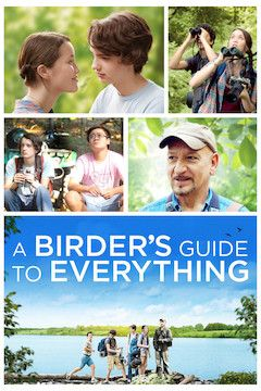 A Birder's Guide to Everything movie poster.