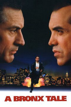Poster for the movie A Bronx Tale
