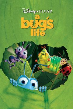 A Bug's Life movie poster.