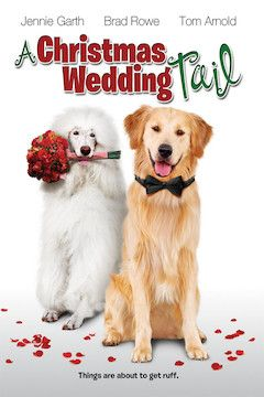 Poster for the movie A Christmas Wedding Tail