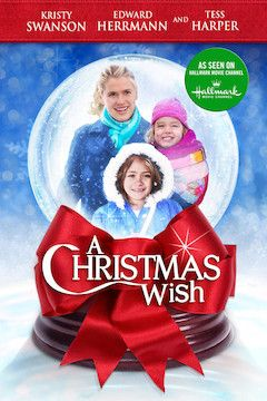 A Christmas Wish movie poster.