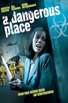 A Dangerous Place movie poster.