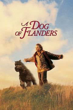 A Dog of Flanders movie poster.