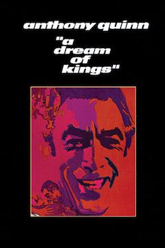 Poster for the movie A Dream of Kings