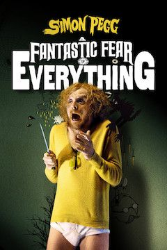A Fantastic Fear of Everything movie poster.