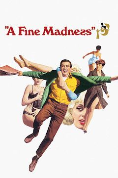 Poster for the movie A Fine Madness