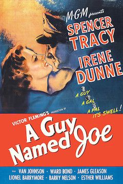 Poster for the movie A Guy Named Joe