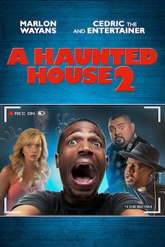A Haunted House 2 movie poster.
