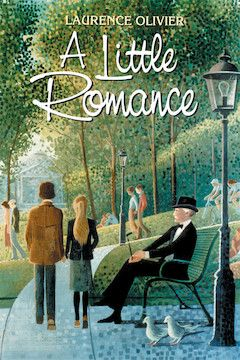A Little Romance movie poster.