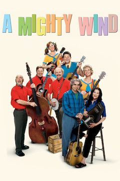 A Mighty Wind movie poster.