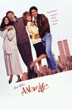 A New Life movie poster.