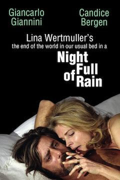 A Night Full of Rain movie poster.