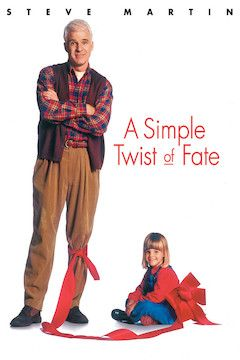 Poster for the movie A Simple Twist of Fate