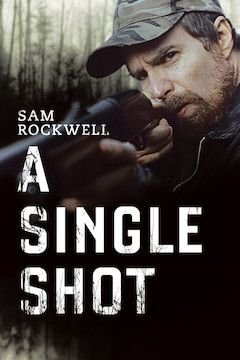Poster for the movie A Single Shot