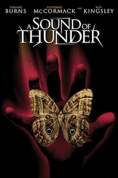 A Sound of Thunder movie poster.
