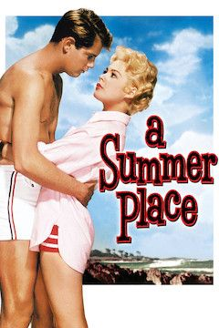 A Summer Place movie poster.