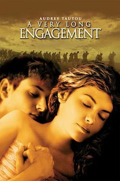 A Very Long Engagement movie poster.