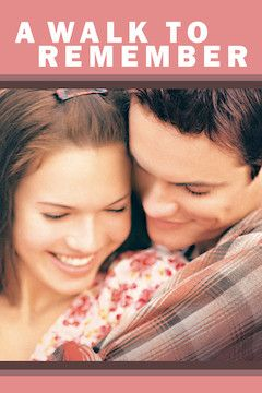 Poster for the movie A Walk to Remember