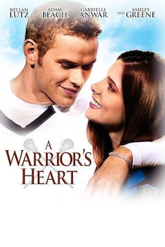 Poster for the movie A Warrior's Heart