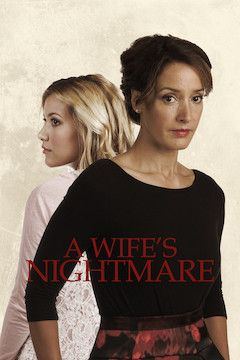 A Wife's Nightmare movie poster.