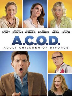 A.C.O.D. movie poster.