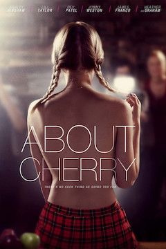 About Cherry movie poster.