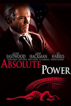Absolute Power movie poster.