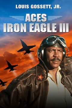 Poster for the movie Aces: Iron Eagle III