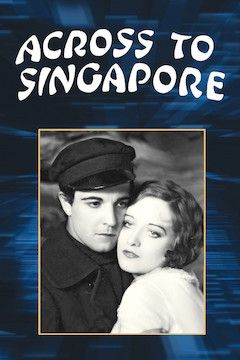 Across to Singapore movie poster.