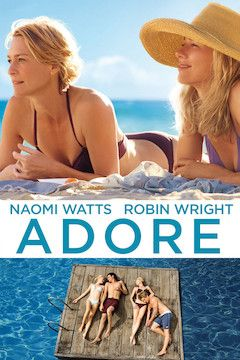 Poster for the movie Adore