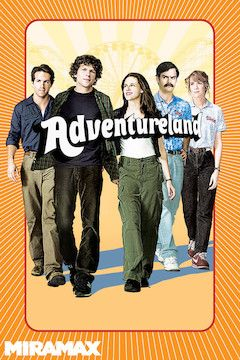 Poster for the movie Adventureland