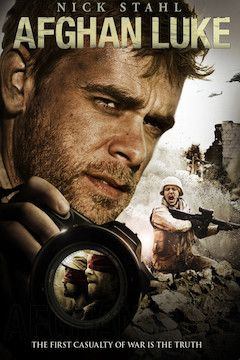 Afghan Luke movie poster.