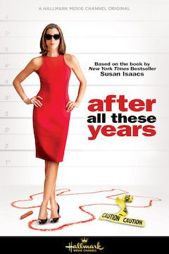 After All These Years movie poster.