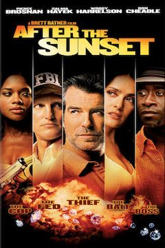 After the Sunset movie poster.