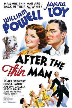 After the Thin Man movie poster.
