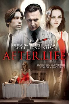 After.Life movie poster.