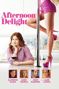 Afternoon Delight movie poster.