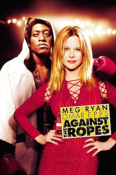 Against the Ropes movie poster.