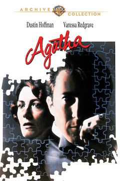 Agatha movie poster.