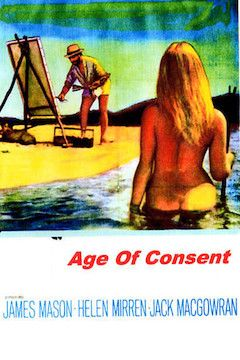 Age of Consent movie poster.