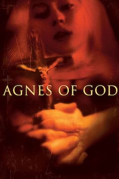 Agnes of God movie poster.