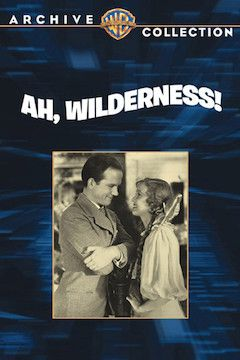 Ah, Wilderness! movie poster.