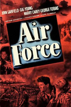 Air Force movie poster.