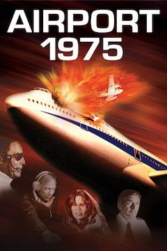 Airport 1975 movie poster.