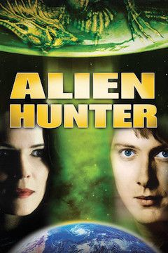 Alien Hunter movie poster.