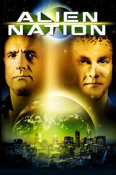 Alien Nation movie poster.