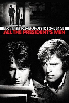 Poster for the movie All the President's Men